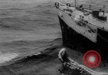 Image of navy carrier plane South China Sea, 1945, second 49 stock footage video 65675046518
