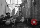 Image of Czech Legions troops in World War 1 Russia, 1918, second 20 stock footage video 65675047141