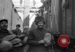 Image of Czech Legions troops in World War 1 Russia, 1918, second 21 stock footage video 65675047141
