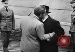 Image of Benito Mussolini Germany, 1943, second 28 stock footage video 65675047365