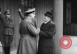 Image of Benito Mussolini Germany, 1943, second 42 stock footage video 65675047365