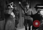 Image of Benito Mussolini Germany, 1943, second 46 stock footage video 65675047365
