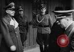 Image of Benito Mussolini Germany, 1943, second 47 stock footage video 65675047365