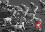 Image of Notre Dame Fighting Irish South Bend Indiana USA, 1951, second 23 stock footage video 65675050624