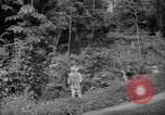 Image of forest Caracas Venezuela, 1940, second 23 stock footage video 65675050630