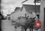 Image of Mules for transportation Caracas Venezuela, 1940, second 21 stock footage video 65675050640