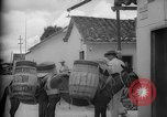 Image of Mules for transportation Caracas Venezuela, 1940, second 31 stock footage video 65675050640