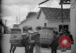 Image of Mules for transportation Caracas Venezuela, 1940, second 33 stock footage video 65675050640