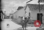 Image of Mules for transportation Caracas Venezuela, 1940, second 38 stock footage video 65675050640