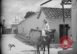 Image of Mules for transportation Caracas Venezuela, 1940, second 39 stock footage video 65675050640