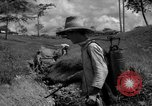 Image of man with container on his back Caracas Venezuela, 1940, second 18 stock footage video 65675050648