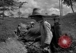 Image of man with container on his back Caracas Venezuela, 1940, second 20 stock footage video 65675050648