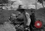 Image of man with container on his back Caracas Venezuela, 1940, second 22 stock footage video 65675050648