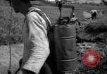 Image of man with container on his back Caracas Venezuela, 1940, second 29 stock footage video 65675050648
