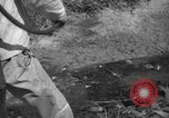 Image of man with container on his back Caracas Venezuela, 1940, second 42 stock footage video 65675050648