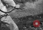 Image of man with container on his back Caracas Venezuela, 1940, second 48 stock footage video 65675050648