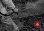 Image of man with container on his back Caracas Venezuela, 1940, second 53 stock footage video 65675050648