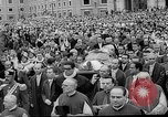 Image of Pope John XXIII Vatican City Rome Italy, 1963, second 37 stock footage video 65675050665