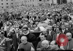 Image of Pope John XXIII Vatican City Rome Italy, 1963, second 38 stock footage video 65675050665