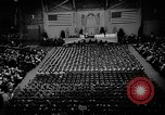 Image of graduation ceremony United States USA, 1963, second 1 stock footage video 65675050667