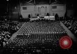 Image of graduation ceremony United States USA, 1963, second 2 stock footage video 65675050667