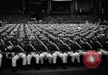 Image of graduation ceremony United States USA, 1963, second 6 stock footage video 65675050667