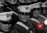 Image of graduation ceremony United States USA, 1963, second 10 stock footage video 65675050667