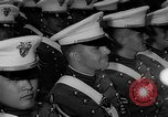 Image of graduation ceremony United States USA, 1963, second 14 stock footage video 65675050667