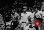 Image of graduation ceremony United States USA, 1963, second 36 stock footage video 65675050667