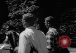 Image of graduation ceremony United States USA, 1963, second 39 stock footage video 65675050667