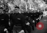 Image of graduation ceremony United States USA, 1963, second 52 stock footage video 65675050667