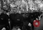 Image of graduation ceremony United States USA, 1963, second 53 stock footage video 65675050667