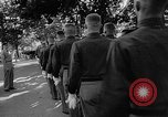 Image of graduation ceremony United States USA, 1963, second 57 stock footage video 65675050667