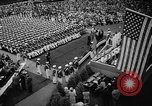 Image of graduation ceremony United States USA, 1963, second 58 stock footage video 65675050667