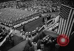 Image of graduation ceremony United States USA, 1963, second 59 stock footage video 65675050667