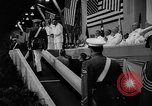 Image of graduation ceremony United States USA, 1963, second 62 stock footage video 65675050667