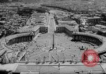 Image of Papal conclave Vatican City Rome Italy, 1963, second 6 stock footage video 65675050668