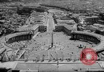Image of Papal conclave Vatican City Rome Italy, 1963, second 9 stock footage video 65675050668
