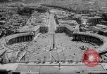 Image of Papal conclave Vatican City Rome Italy, 1963, second 10 stock footage video 65675050668