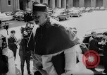 Image of Papal conclave Vatican City Rome Italy, 1963, second 53 stock footage video 65675050668