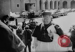 Image of Papal conclave Vatican City Rome Italy, 1963, second 55 stock footage video 65675050668