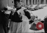 Image of Papal conclave Vatican City Rome Italy, 1963, second 56 stock footage video 65675050668