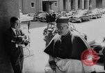 Image of Papal conclave Vatican City Rome Italy, 1963, second 58 stock footage video 65675050668