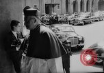 Image of Papal conclave Vatican City Rome Italy, 1963, second 59 stock footage video 65675050668