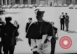 Image of Papal conclave Vatican City Rome Italy, 1963, second 62 stock footage video 65675050668
