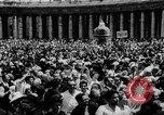 Image of Pope Paul VI Vatican City Rome Italy, 1963, second 29 stock footage video 65675050673