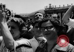 Image of Pope Paul VI Vatican City Rome Italy, 1963, second 30 stock footage video 65675050673
