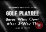 Image of United States Open Championship Massachusetts United States USA, 1963, second 3 stock footage video 65675050675