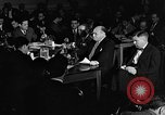 Image of Samuel Ornitz questioned by HUAC United States USA, 1947, second 4 stock footage video 65675050676