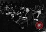 Image of Samuel Ornitz questioned by HUAC United States USA, 1947, second 6 stock footage video 65675050676